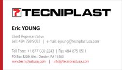 Tecniplast Advertisement