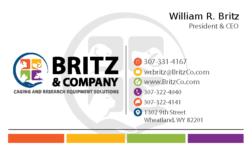 Britz & Company Advertisement