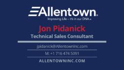 Allentown Advertisement