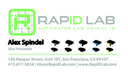 RapID Lab Advertisement