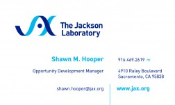 The Jackson Lab Advertisement Advertisement