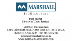 Marshall Bio Resources Advertisement