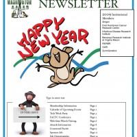 - January 2010 Newsletter