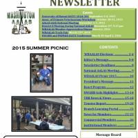 - September 2015 Newsletter
