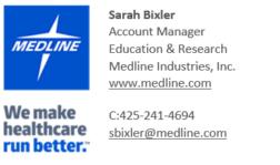 Medline Advertisement