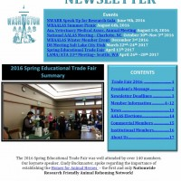 - June 2016 Newsletter