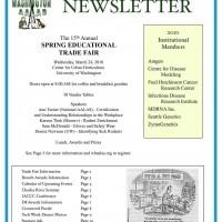 - February 2010 Newsletter