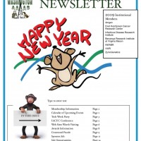 - January 2010 Newsletter