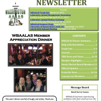 - March 2015 Newsletter
